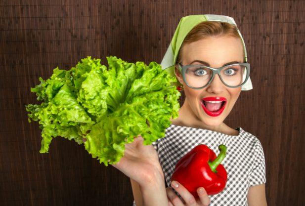 A dieta da salada funciona? Esquema e menu de amostras