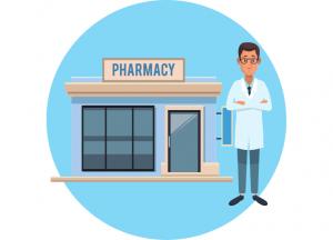 Emagrecimento eficaz de produtos em farmácias