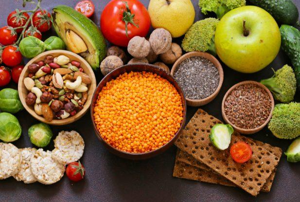 Dieta vegetariana para perder peso: esquema e menu de amostras