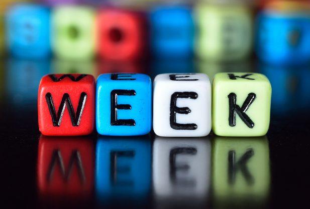 Dieta semanal equilibrada para perder peso