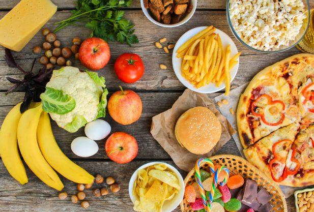 Que alimentos estão a engordar?